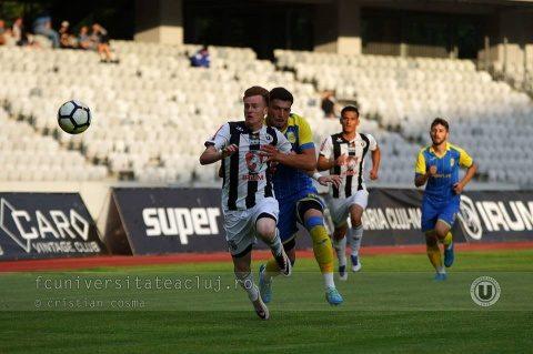 """""""U"""" Cluj – Industria Galda de Jos 4-1"""