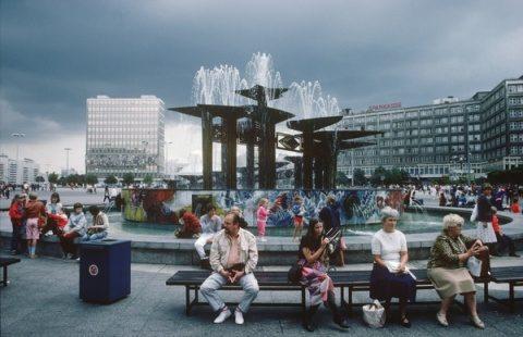 Impresii neromanţate despre Berlinul de est din ultimii ani ai comunismului
