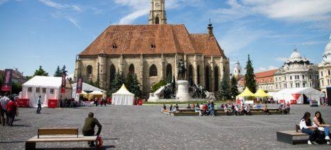 Francezii sunt cei mai numeroși străini rezidenți în Cluj-Napoca