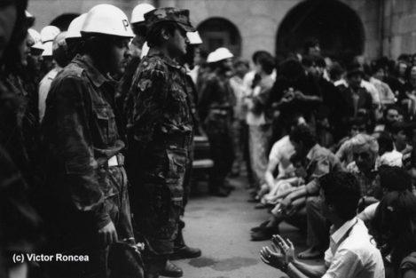 ADU-ȚI AMINTE! 28 de ani de la represiunea comunistă din 13 IUNIE 1990