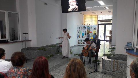 Peste o sută de elevi la spectacolul liric dedicat lui Mihai Eminescu la Cluj-Napoca