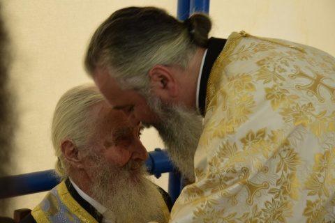 Părintele Serafim Măciucă la 94 de ani – o viață închinată slujirii lui Dumnezeu și a aproapelui
