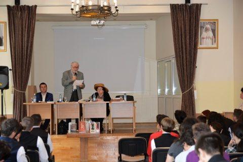 Desant scriitoricesc la Seminarul Teologic Ortodox din Cluj-Napoca