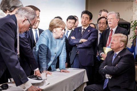 Angela Merkel: Europa trebuie să se repoziţioneze în faţa provocărilor din partea Rusiei, Chinei şi SUA