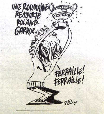 Românii din Diaspora, plângere penală împotriva revistei `Charlie Hebdo`
