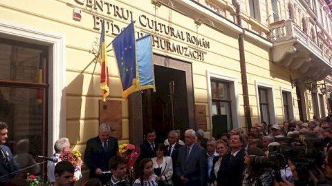 """Serviciul de Securitate al Ucrainei (SBU) a efectuat percheziții la Centrul Cultural Român """"Eudoxiu Hurmuzache"""" din Cernăuți"""