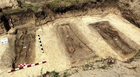 Nouă campanie de investigaţii arheologice pentru căutarea mormintelor și recuperarea osemintelor deţinuţilor politici morţi în lagărul de muncă de la Periprava