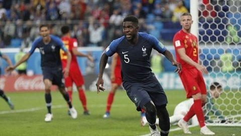 Presa din Croaţia prezinta 'dovada indubitabilă' că Franţa a fost avantajată în finala Cupei Mondiale 2018