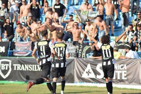 U Cluj – debut cu dreptul în Liga a doua