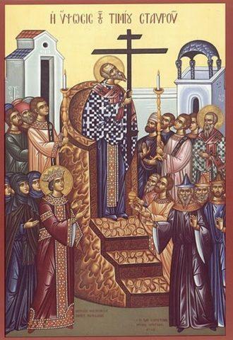 Azi e sărbătoare: Ziua Crucii