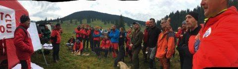 Exercițiu internațional de salvare din peșteră, în Munții Bihor-Vlădeasa