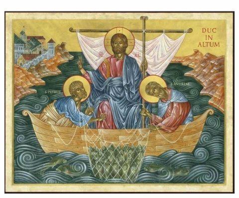 Evanghelia de Duminică:Nu îndemânarea, ci ascultarea față de Domnul naște apostoli
