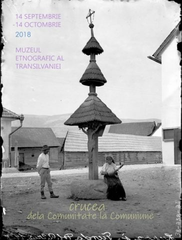 "Expoziția ""100 de cruci la 100 de ani"", la Muzeul Etnografic al Transilvaniei"