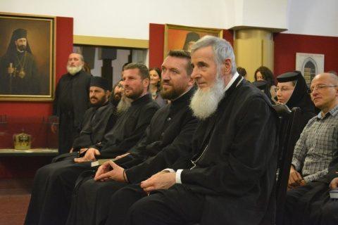Părintele Arsenie Papacioc și Părintele Petroniu Tănase, evocați în cadrul serii culturale de la Muzeul Mitropoliei Clujului