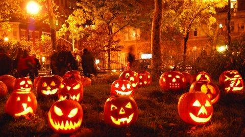 Poemul Zilei: Halloween