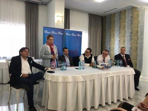 Aurelia Cristea desemnată vicepreședinte Pro Romania
