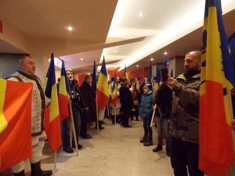 Comedie despre Marea Unire de la 1918, pusă în scenă la Sfântu Gheorghe a fost boicotată de asociații românești