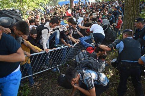 General francez: Invazia Europei de către migranți este programată, controlată și acceptată