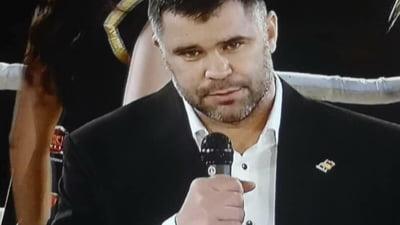 Răspunsul lui Daniel Ghiță după ce Cătălin Moroșanu a acceptat să se lupte cu el