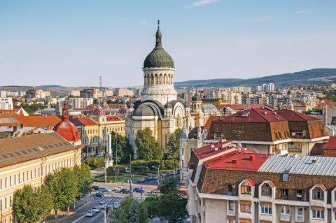 """The Economist dedică un articol Clujului, pe care îl consideră un """"oraş cu care România se poate lăuda"""""""
