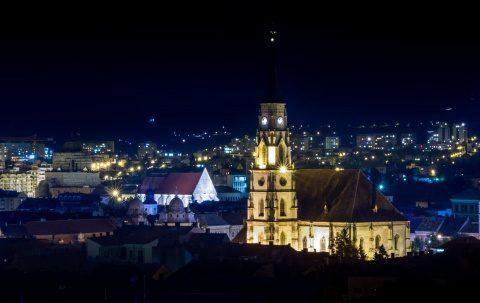 Judeţul Cluj a fost vizitat de peste 600.000 de turişti