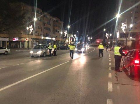 Șoferii clujeni sunt mari vitezomani. Polițiștii au aplicat sute de sancțiuni în câteva zile