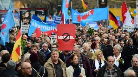 """""""Alternativa pentru Germania"""" propune procedura Dexit"""