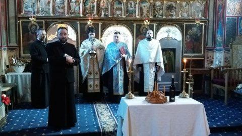 Mihai Eminescu omagiat de preoții clujeni