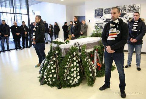 Nicolae Szoboszlay, înmormântat ca un erou al Universității Cluj