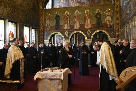 Părintele Mitropolit Andrei, prezent la întâlnirea cu preoții clujeni