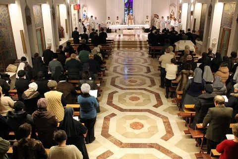 Rugăciune pentru unitatea creştinilor, la Capela Sf. Iosif din Cluj
