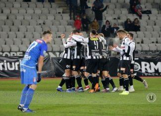 Un golgheter din Europa League va juca pentru Universitatea Cluj