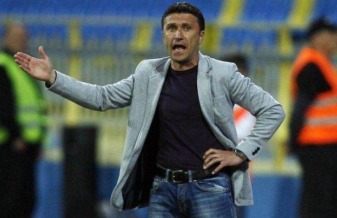 Tehnicianul Alin Minteuan, antrenor interimar al echipei de fotbal CFR Cluj