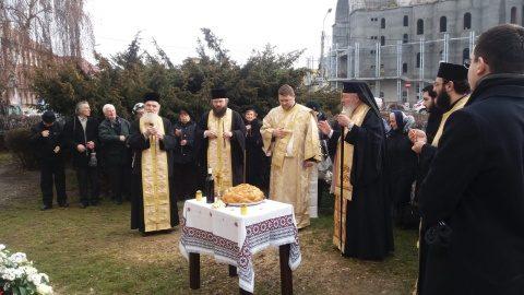 Slujbă de pomenire în memoria lui Baba Novac, oficiată de Mitropolitul Clujului