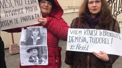 300 de clujeni au ieșit în stradă pentru Koveși