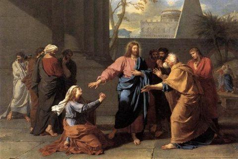 Evanghelia de Duminică:Cananeeanca, o credință vie într-o smerenie desăvârșită