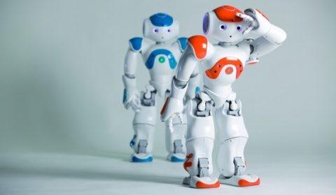 Roboți umanoizi în tratamentul dedicat micuţilor la Cluj-Napoca