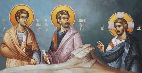 Evanghelia de Duminică.Cuvânt şi viaţă, text şi context. Duminica Ortodoxiei