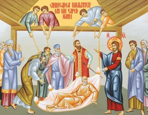 Evanghelia de Duminică: Iertarea păcatelor, condiţie a vindecării depline