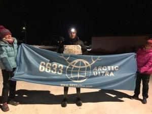 Clujeanul Vlad Crișan Pop a câștigat cursa la maratonul Ultra Arctic 6633