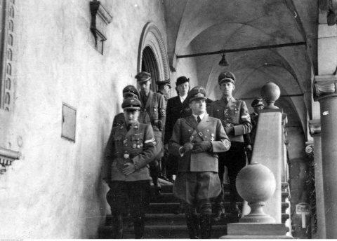Bruno D, fost gardian al unui lagăr de concentrare nazist, inculpat în Germania. Bărbatul de 92 de ani, acuzat de complicitate în 5.230 de cazuri de crimă