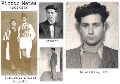 Victor Metea – Partizan la 18 ani