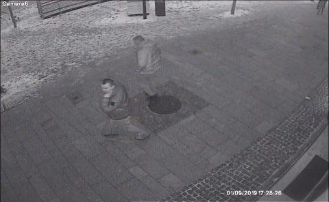 Îl recunoașteți? Poliția îl caută pentru furt