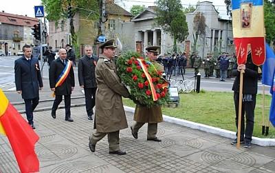 Oradea a celebrat cu fast o sută de ani de la eliberarea orașului de sub ocupația bolșevicilor lui Bela Kun