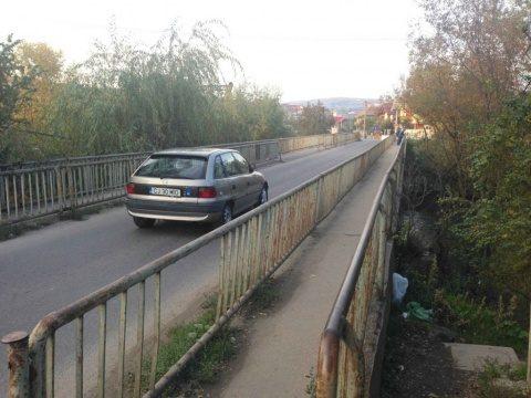 Se închide circulația pe podul Porțelanului