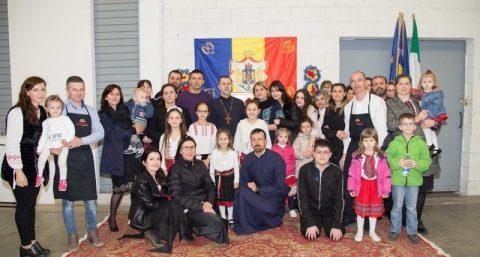Primul Festival al Bucuriei în noul Protopopiat Triveneto III, organizat la Centrul Pastoral Misionar al Parohiei Sfântul Vasile cel Mare din Udine