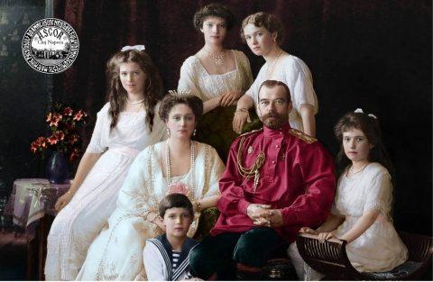 """Expoziția de fotografie documentară """"Ultimul Împărat – Cele mai frumoase amintiri ale Romanovilor"""", de hram la Biserica studenţilor Cluj"""
