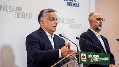 Viktor Orban ca pe moșia personală la Cluj: Nu ne înțelegem bine cu România