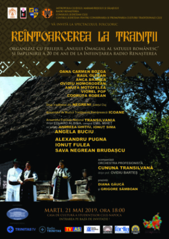 """Cu prilejul """"Anului Omagial al satului românesc"""" și împlinirii a 20 de ani de la înființarea radio Renașterea"""