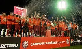 CFR Cluj a câştigat titlul de campioană a României